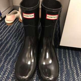 Hunter 水鞋 wellies boots