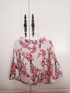 Sakura Flower Skirts