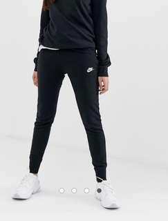 Nike Club Black Sweatpants