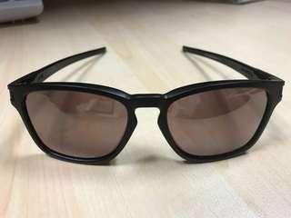 50d4dd9546 BNIB Oakley Sliver F matte black + black iridium polarized oo9246-04 ...