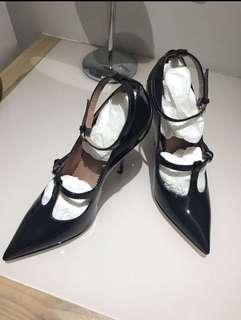 全新Valentino Mary Jane Heels 100%正貨
