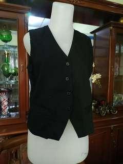 Rompi blazer black