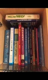 🚚 Knowledge books $70 for all