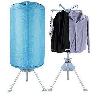 🚚 Portable and Quiet Clothes Dryer