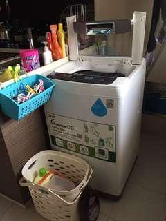 🚚 LG washing machine