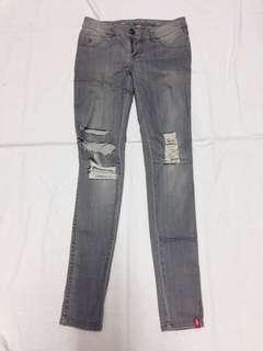 Esprit Tattered Jeans