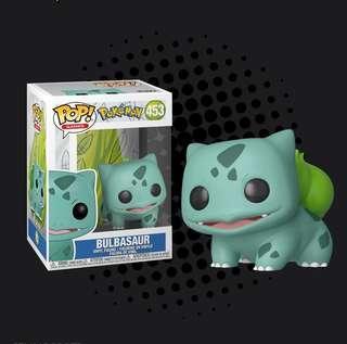 Funko Pop - Pokemon Bulbasaur
