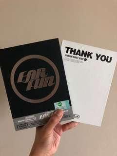 [WTS] CNBLUE Albums