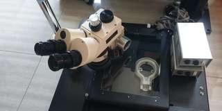 Nissho TZ-240 Optical Microscope