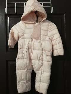 Baby Winter Jacket - romper type