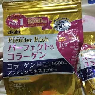 🚚 現貨 朝日 Asahi 膠原蛋白粉 日本代購來台