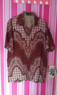 Batik Halus Coksu Motif