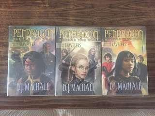 🚚 Pendragon Before the War 3 Book Set by DJ McHale