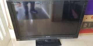 Sharp Lcd Tv LC40L50M 40inch Bekas Kondisi Normal Harga Murah