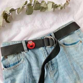 🚚 🍑: sesame street belt