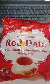 Red date with longan