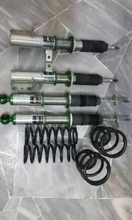 Zerone SSR 550 HI/LOW SOFT/HARD ADJUSTABLE P/PREVE.