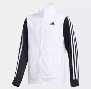 Adidas Tricot Sports Jacket - US Youth L = Asian Medium