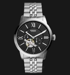 🚚 Fossil Men's Automatic townsman stainless steel watch
