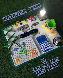 Interactive Busy Board