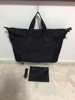 Big Expandable Foldable Duffle Bag (2 photos)