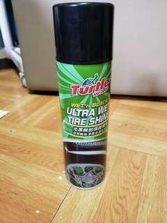 美國龜牌光黑輪胎保護噴劑#MTRtm