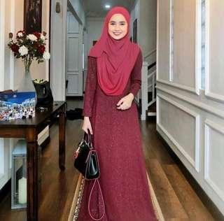 Bella Ammara Baimonds Dress (rent)