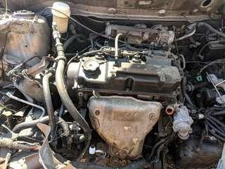 Proton Waja Engine 1.6A