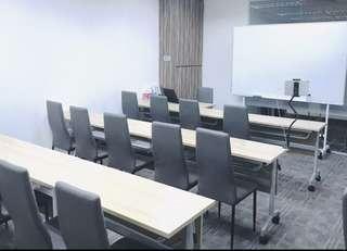 🚚 Training room conference room classroom rental