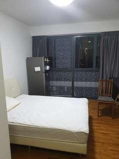 Studio for rent(Twin Fountains@Woodlands)