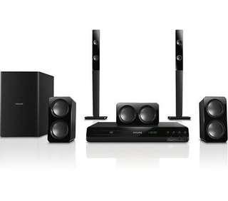 Home Theater phillips HTD 3540/98
