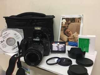 Canon 600D dslr complete set !!!