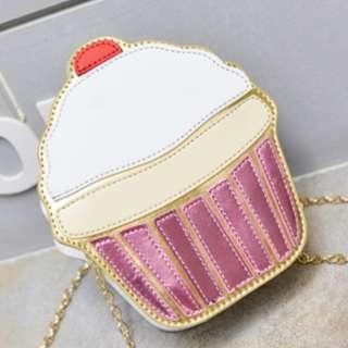 Food Girl Handbag For Girls  - Design SK02