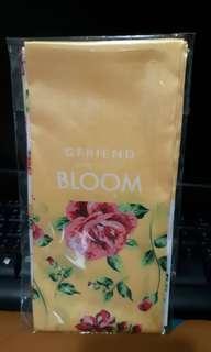 GFRIEND 日本演唱會bloom週邊 絲帶圍巾 ribbon scarf