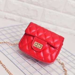 Mini Handbag For Girls  - Design SK03
