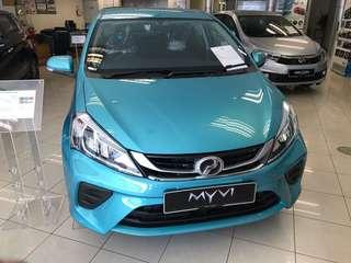 Perodua New Myvi 1.3x (A)