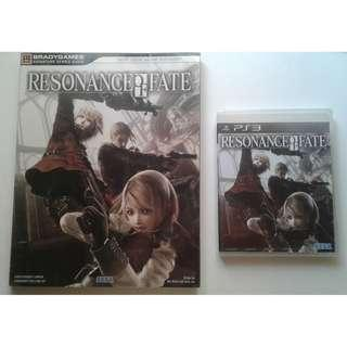 PS3 Resonance of Fate + Signature Series Strategy Guide