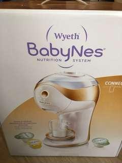 Wyeth Babynes machine 智能沖奶機