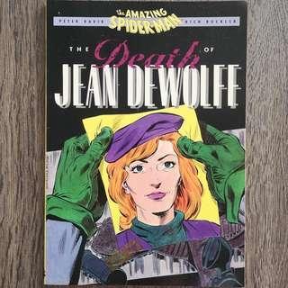 Amazing Spider-Man : The Death of Jean Dewolfe TPB