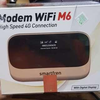 REPRICE- Modem Mifi M6 Smartfren NEW