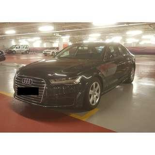 Guarantee 70 jobs - Audi A6
