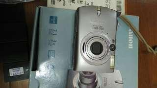 Used Clear Cheap: Branded Camera