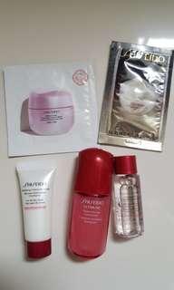 🚚 Shiseido Trial Samples