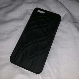black phone case with mirror