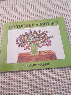 Do you see a mouse?