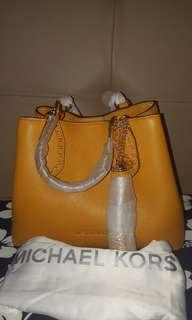 Michael kors brooklyn large RARE BGT