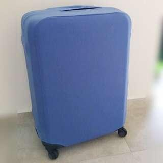 🚚 [Sale] Luggage Cover Blue