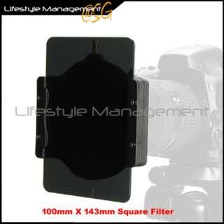 DSLR Lens Filter 100mm Square Filters