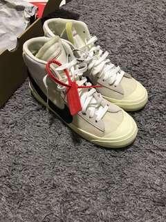 """Nike Off white Blazer """"The Ten"""""""