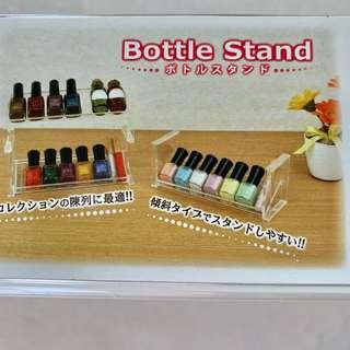 🚚 Clear acrylic display stand / bottle stand / toy figurines stand / LEGO mini-figure / nail polish / essential oil /
